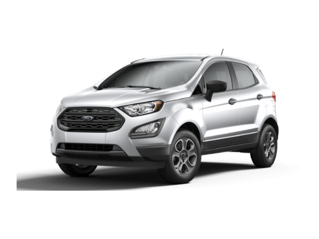 New 2019 Ford EcoSport S Crossover Utica NY